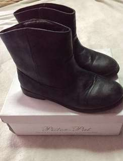 Pitter pat boots