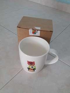 Tsum tsum ceramic mug
