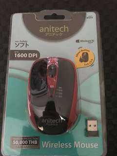 Wts Anitech wireless mouse!