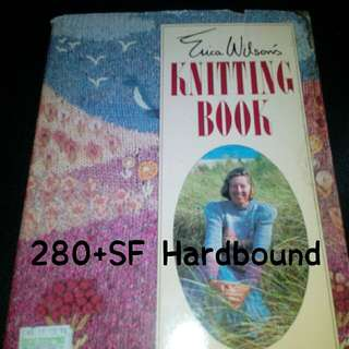 Assorted Crochet and Knitting books