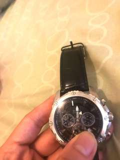 jam tangan GUESS sport original