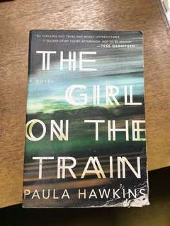 Girl on the Train - Paula Hawkins (Paperback)