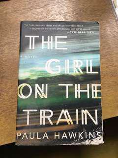 Girl on the Train - Paula Hawkins (Paperback)