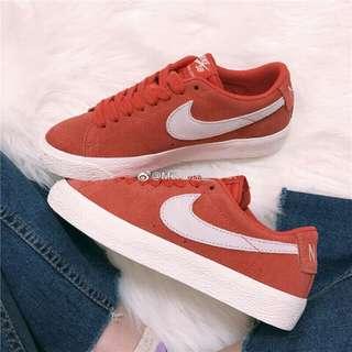 耐克Nike SB Zoom Blazer 情侶款滑板鞋