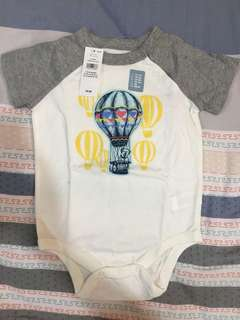 Gap baby boy romper