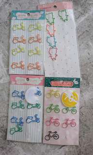 Brand new paper clips
