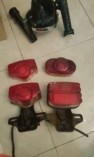 Stanley Tail lights Japan