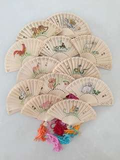 Chinese Mini Fan
