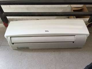 TCL Split Type Aircon (For Parts Only)
