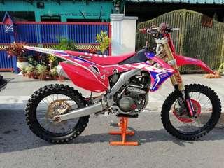 CRF250R (2014)