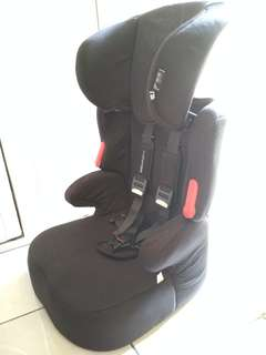 Baby carseat mothercare preloved