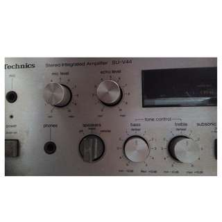 Technics Vintage Stereo Integrated AMPLIFIER Sale