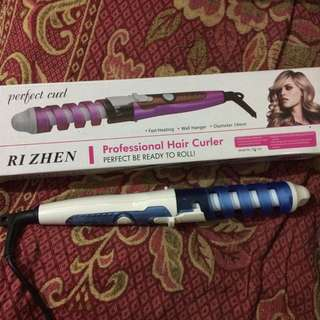 Professional Hair Curley with adaptor