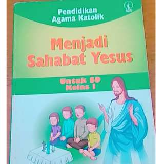 Free Gifts Buku Pendidikan Agama Katolik - kelas 1 SD