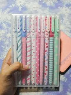Korean Lovely Happy Day Gel Pens!
