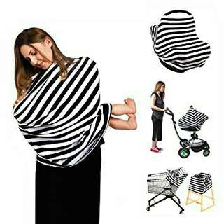 *FREE DELIVERY to WM only / Ready stock* 5 in 1 used stripes cover each as shown in design/5 colors. Free delivery is applied for this item.