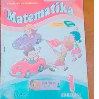 Free Gifts Buku Paket Matematika - kelas 1 SD