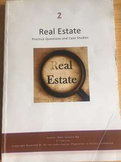 Real Estate Practice Questions Paper 2