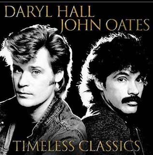 Hall & Oates - Timeless Classics (Double Vinyl LP)