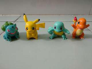 Pokemon Moncolle Set