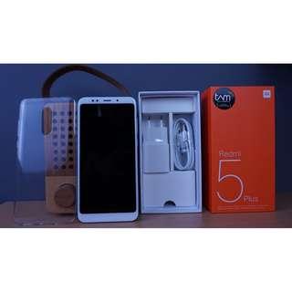 Xiaomi Redmi 5 Plus 4/64 Free 1x Angsuran Cicilan Tanpa Kartu Kredit