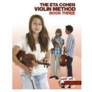 The Eta Cohen Violin Method - Book 3
