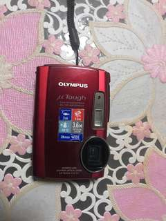 Olympus Camera Waterproof With charger