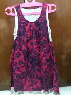 Preloved baju dress wanita