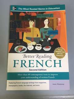 Better Reading French (Second Edition)