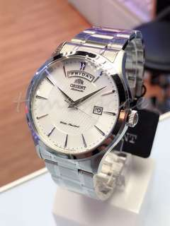 ORIENT Classic Automatic FEV0V001WH (機械自動錶)