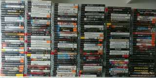 SONY PlayStation PS3 PS 3 Games