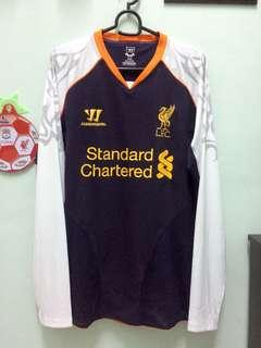 Liverpool FC Third Kit 2012/13