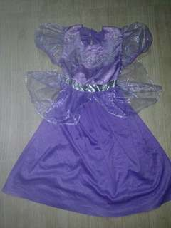 Girl costume 3-5 yrs old
