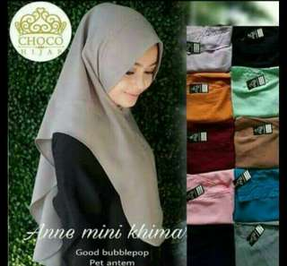 Anne mini khimar