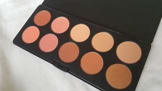 BH Cosmetics Nude Blush Palette (FREE SF)