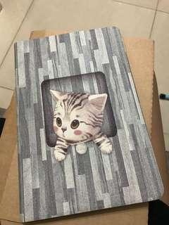 I pad mini4貓仔保護貼