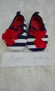 Import sepatu bayi perempuan