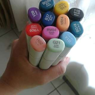 copic second