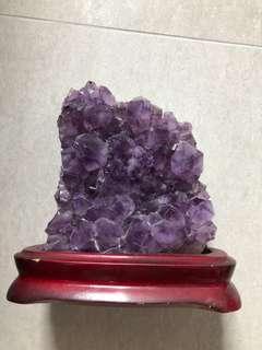 紫水晶原石