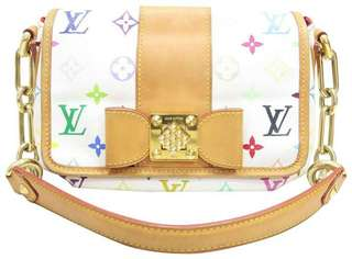 Loui Vuitton Multicolore Canvass Bag
