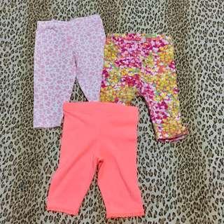 Baby girls leggings