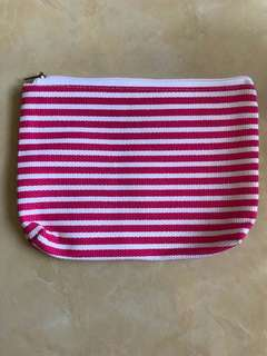 (NEW) POUCH KANVAS MOTIF