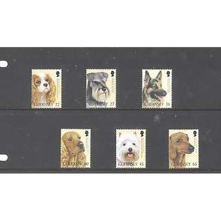 GUERNSEY 2001 Centenary of Dog Club Stamp Presentation Pack Free Mailing