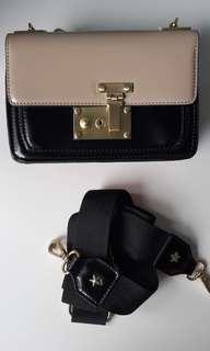 Zara mini sling bag