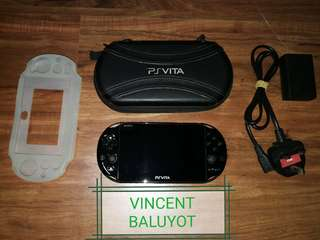 FOR SALE: PS VITA SLIM 3.65FW HENKAKU ENSO (GOOD AS NEW) WITH 64GB SD2VITA AND PS VITA SLIM 3.68FW HENKAKU WITH 8GB SONY MMC