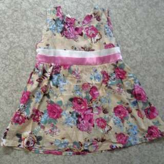 Girl Dress 9mos