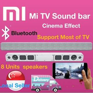 [Xiaomi]*LOCAL SELLER Millet TV audio soundbar Bluetooth speakers wall mount /computer desktop