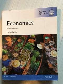 Economics, Pearson