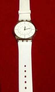 Swatch Swiss Skin || good kondisi || jam aja