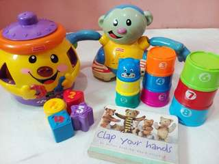 Toy bundle for P200